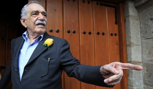 El escritor colombiano Gabriel García Márquez. Efe