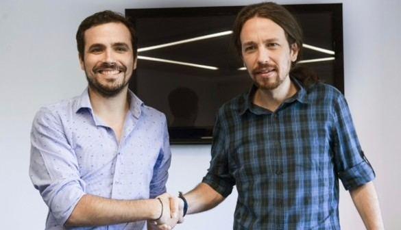 Garzón deja 'colgado' a Iglesias y no se integrará en la lista de Podemos