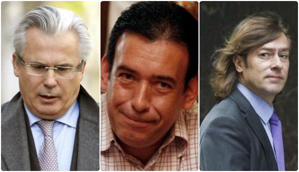 Garzón, Moreira y Pedraz: un triángulo que levanta sospechas