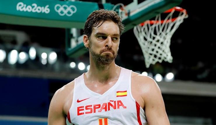 España aplasta a Lituania y se jugará el pase ante Argentina