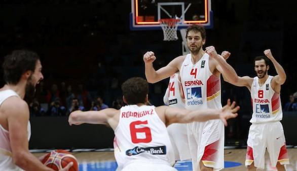 Eurobasket. España reclama respeto y ya está en semifinales
