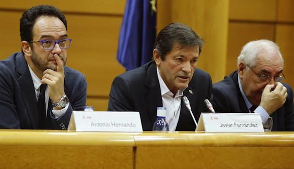 Fernández pide a los diputados la abstención como 'mal menor'