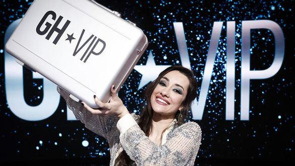 La gran final de GH VIP, récord histórico con Adara