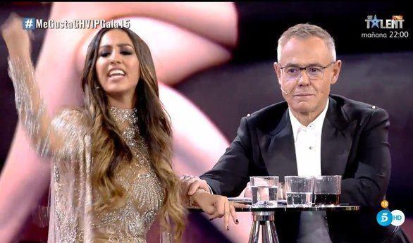 Noemí Salazar, expulsada, se convierte en la cuarta finalista de 'GH VIP 7'.