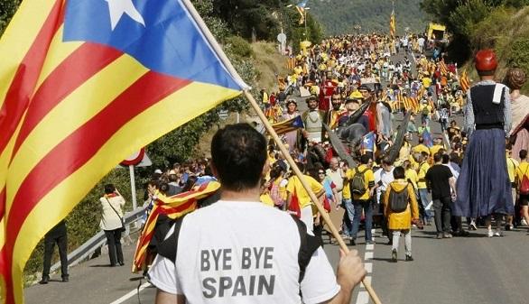 Girona cambiará el nombre de la plaza Constitución por el de 1 de Octubre