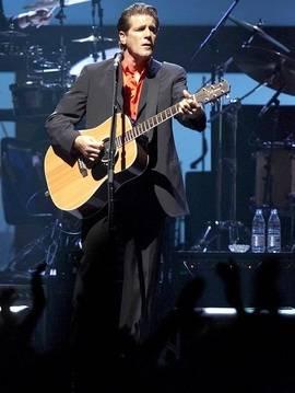 Fotografía de archivo de 2001 de Glenn Frey. Efe