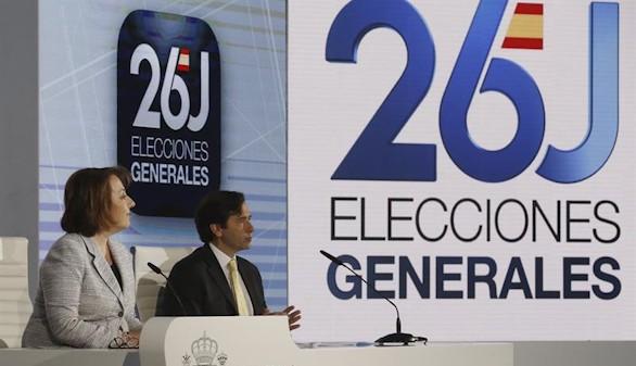 Habrá resultados electorales casi definitivos a partir de las 22:30 horas