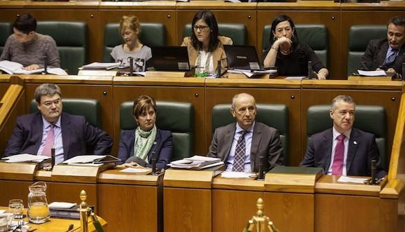 El Gobierno vasco ofrece a Eta un desarme 'rápido, fiable y efectivo'