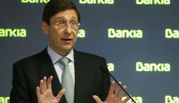 Bankia gana 1.040 millones de euros, un 39,2% más