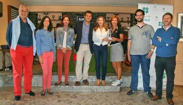 La Fundación Trébol celebró su XVIII torneo de golf solidario