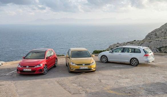 Volkswagen presenta el nuevo Golf