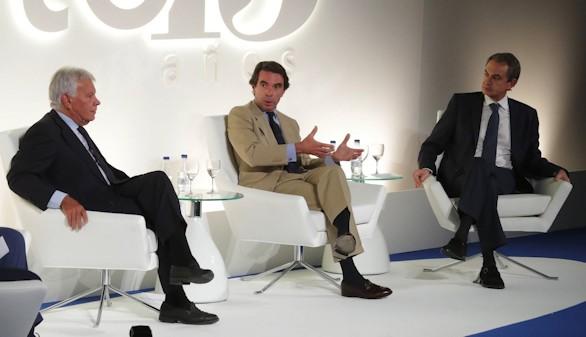 PP y PSOE apuestan por los tres expresidentes para el debate territorial