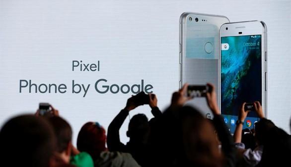 Google pone un pie en el futuro con Pixel, su nuevo teléfono inteligente