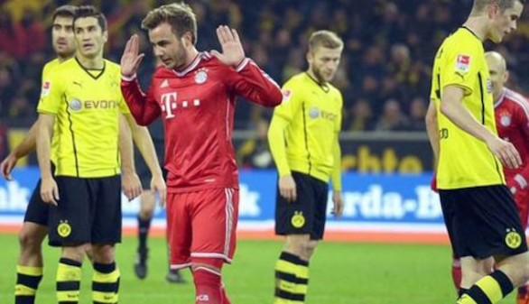 El arrepentimiento de Götze: vuelve a Dortmund