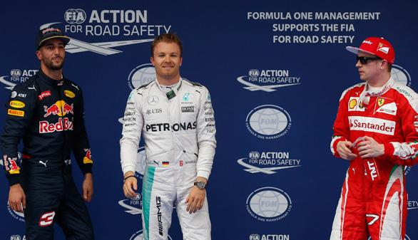 Rosberg gana el GP de China y Alonso queda décimo