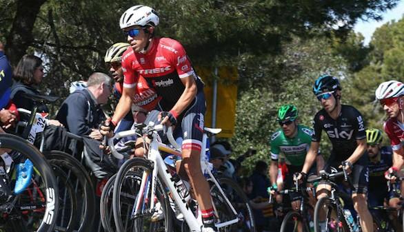 Dauphiné. Contador y Froome admiten falta de preparación en el aperitivo del Tour