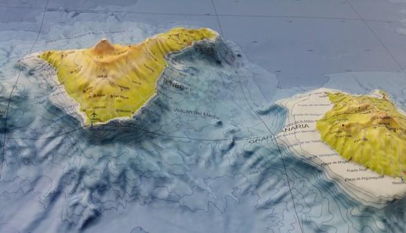 Atención internacional sobre una investigación en los volcanes canarios