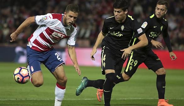 El Granada sigue sin ganar y el Sporting vuelve a sumar |0-0