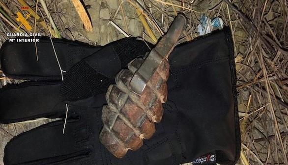 Dos artefactos de la Guerra Civil detonados en Zaragoza en 14 horas
