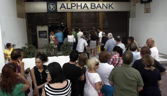 La UE rompe las negociaciones con Grecia pero el BCE decide mantener el préstamo de emergencia a sus bancos