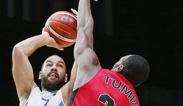 Eurobasket. Grecia se cruza en el camino español en los cuartos de final