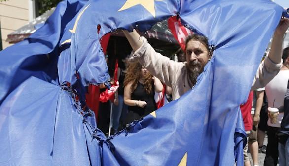 Grecia sí puede salir del euro
