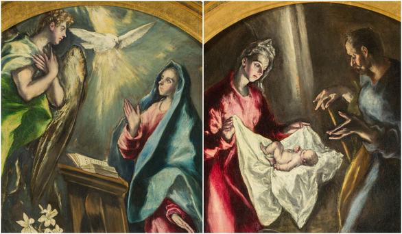 Cinco obras del Greco viajan de Toledo al Museo del Prado en un préstamo excepcional