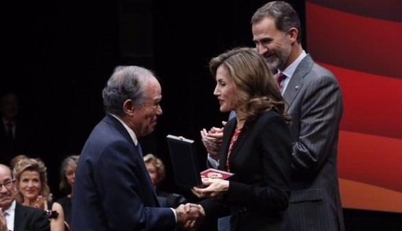 Gregorio Marañón, Medalla de Oro al Mérito en las Bellas Artes