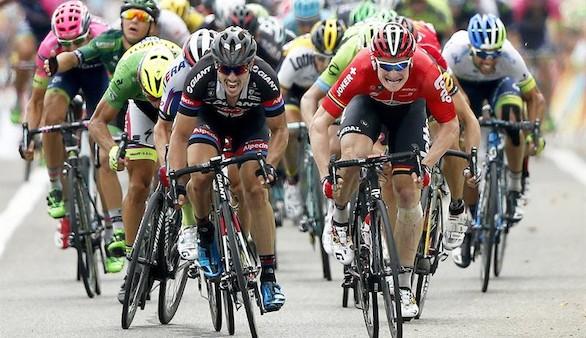 Tour de Francia: Andre Greipel sella su dominio al sprint