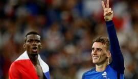 Griezmann, elegido mejor jugador de la Eurocopa 2016