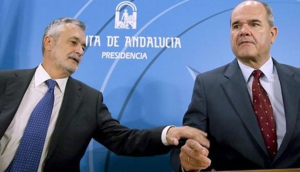 Chaves y Griñán, procesados por el caso de los ERE