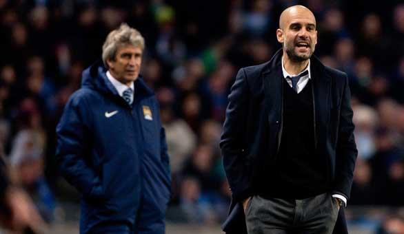Guardiola entrenará al Manchester City los próximos tres años