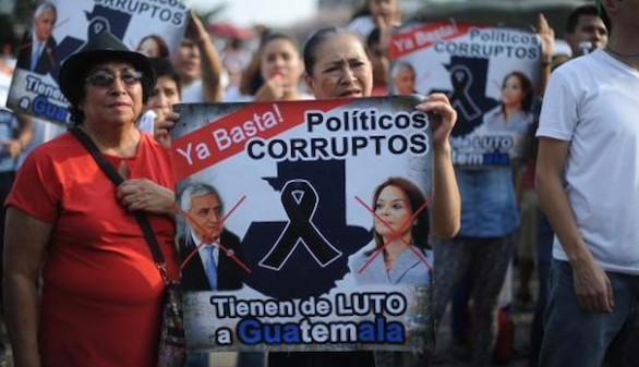 Crónica de América. Lecciones y elecciones de Guatemala