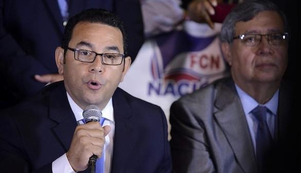 La derecha consigue una histórica victoria en Guatemala