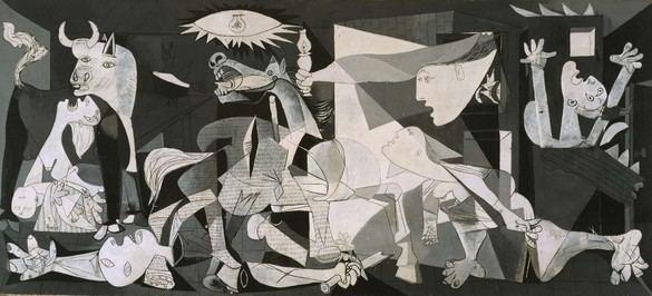 Gran exposición de Picasso en el Reina Sofía en el 80 aniversario del Guernica