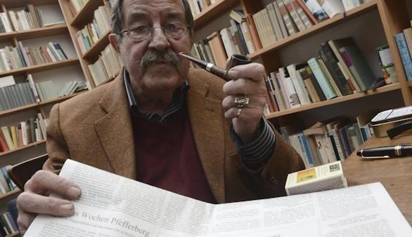 Obra de Günter Grass: cinco décadas de producción literaria