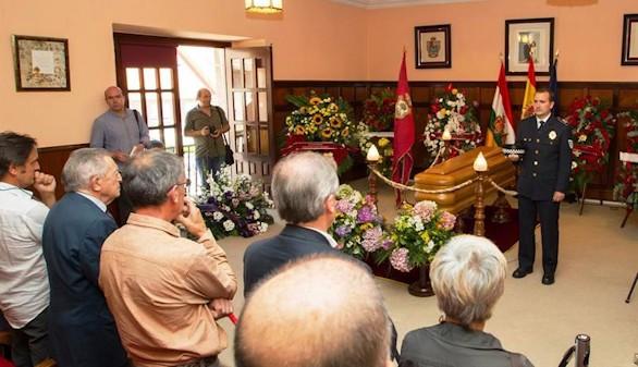 Santo Domingo de la Calzada da el último adiós al filósofo Gustavo Bueno