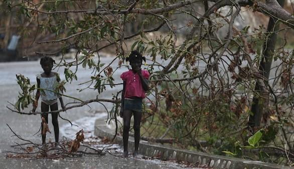 Tras cientos de muertos por 'Matthew', Haití afronta el