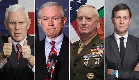 ¿Quién es quién entre los 'halcones' del nuevo presidente Trump?