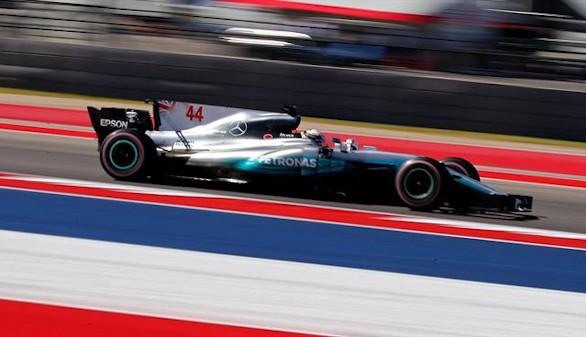 Hamilton encarrila en Austin su título y sentencia el de Mercedes como constructor