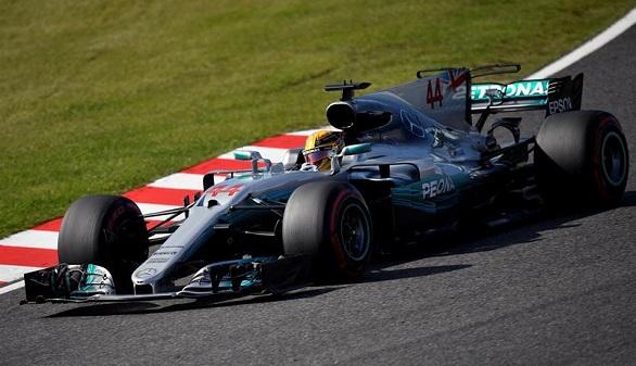 Formula 1. Hamilton saborea el mundial en Suzuka y Alonso acaba 11º