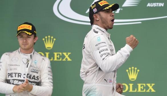 Lewis Hamilton conquista su tercer Mundial de Fórmula Uno
