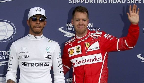 Hamilton sube su rebeldía contra la FIA y Ferrari