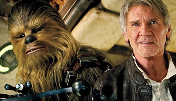 Harrison Ford, indemnizado con casi dos millones de dólares por un accidente durante el rodaje de Star Wrs