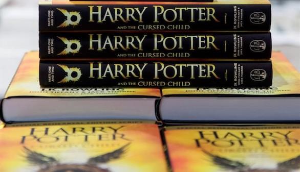 El guión del musical de Harry Potter bate récords de venta en las librerías