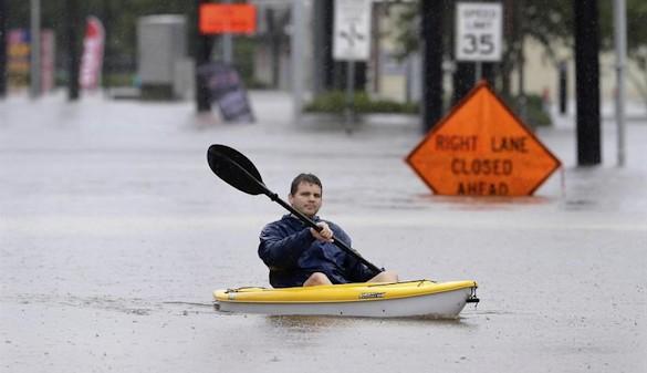 Se eleva a 16 el número de víctimas por el huracán Harvey