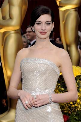 Anne Hathaway, embarazada