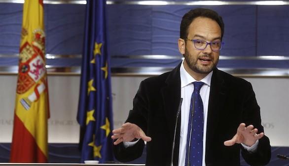 El PSOE no conoce los presupuestos pero votará en contra