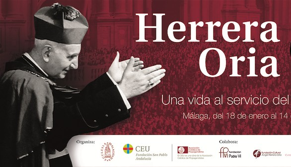 Crónica religiosa. La obra de Herrera Oria, más viva que nunca