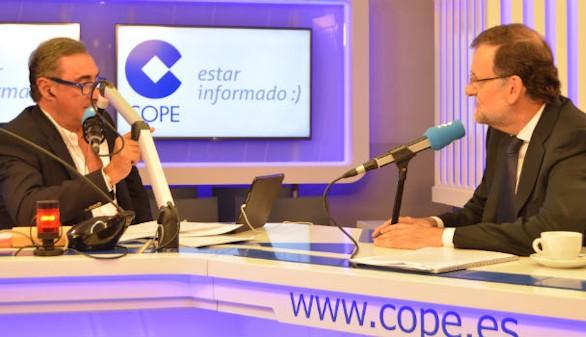 Rajoy recuerda al PSOE que reformó el 135 a pocas semanas de las generales